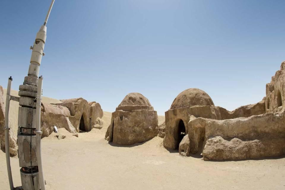 Découvrir Matmata en Tunisie