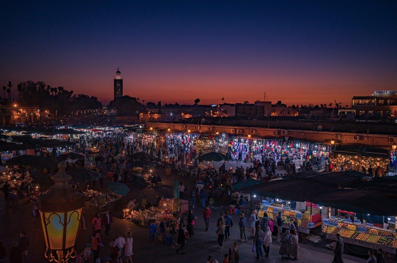Comment se déplacer à Marrakech?
